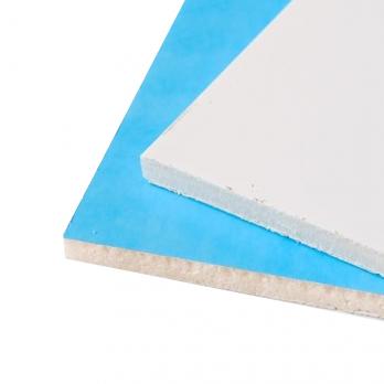 Сэндвич-панель для откосов 1500х3000х40 мм белая (пластик 0,5 мм), шт