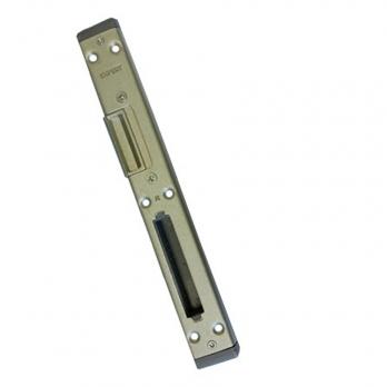 Ответная планка замка 13 мм zinc правая
