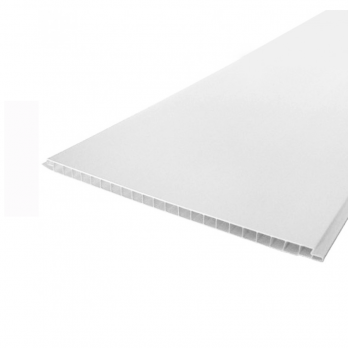Стеновая панель белая