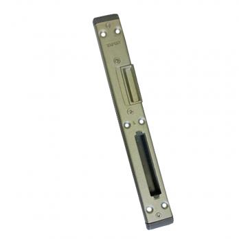 Ответная планка замка 13 мм zinc левая